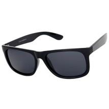 Polarized Driving Sunglasses Black Square Cycling Coating Sun Glasses US... - $10.78
