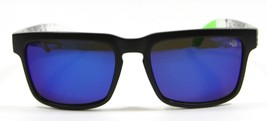 New in Box With Defect SPY Ken Block Helm Black Sunglasses Blue Mirror L... - $69.25