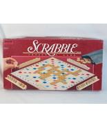 Scrabble 1989 Board Game Irwin Milton Bradley 100% Complete EUC #### - $12.87