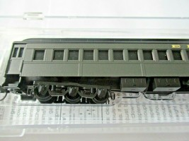 Micro-Trains # 16000140 Erie 78' Heavyweight Single Window Coach N-Scale image 2