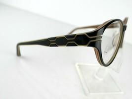 PRODESIGN DENMARK 1696 (6022) Black Shiny 55  x 16  Eyeglass Frames image 2