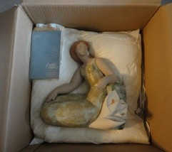 new retired 2003 lladro lady with lilies dama con calas 010.12463 - $300.00