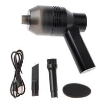 USB Gadget Mini Wireless Desk Electric Vacuum USB Rechargeable Keyboard ... - $26.00