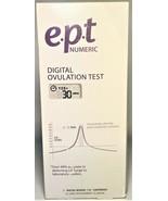 E.P.T Numeric Digital Ovulation Test - 1 Digital Reader/10 Test Cartridges - $10.39