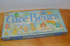 VINTAGE CARE BEARS BOARD GAME ON THE PATH TO CARE-A-LOT PARKER BROTHERS ... - $7.56