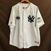 Majestic Authentic Roger Clemens #22 All-Star Game 2008 Jersey 2XL NY Yankees - $74.99
