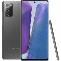 SAMSUNG Galaxy Note 20 5G SM-N981N 256GB Smartphone Factory Unlocked (Grey) image 2