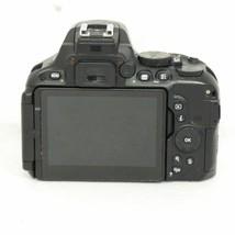 Nikon D5500 24.2MP Digital SLR Camera 18-55mm AF-S VR2 Lens Set DSLR Digital  image 2
