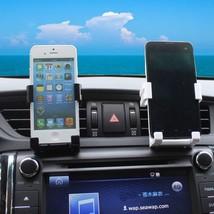 Black Car Phone Holder  Mobile Phone Holder Extendable for iphone for Sa... - $7.83