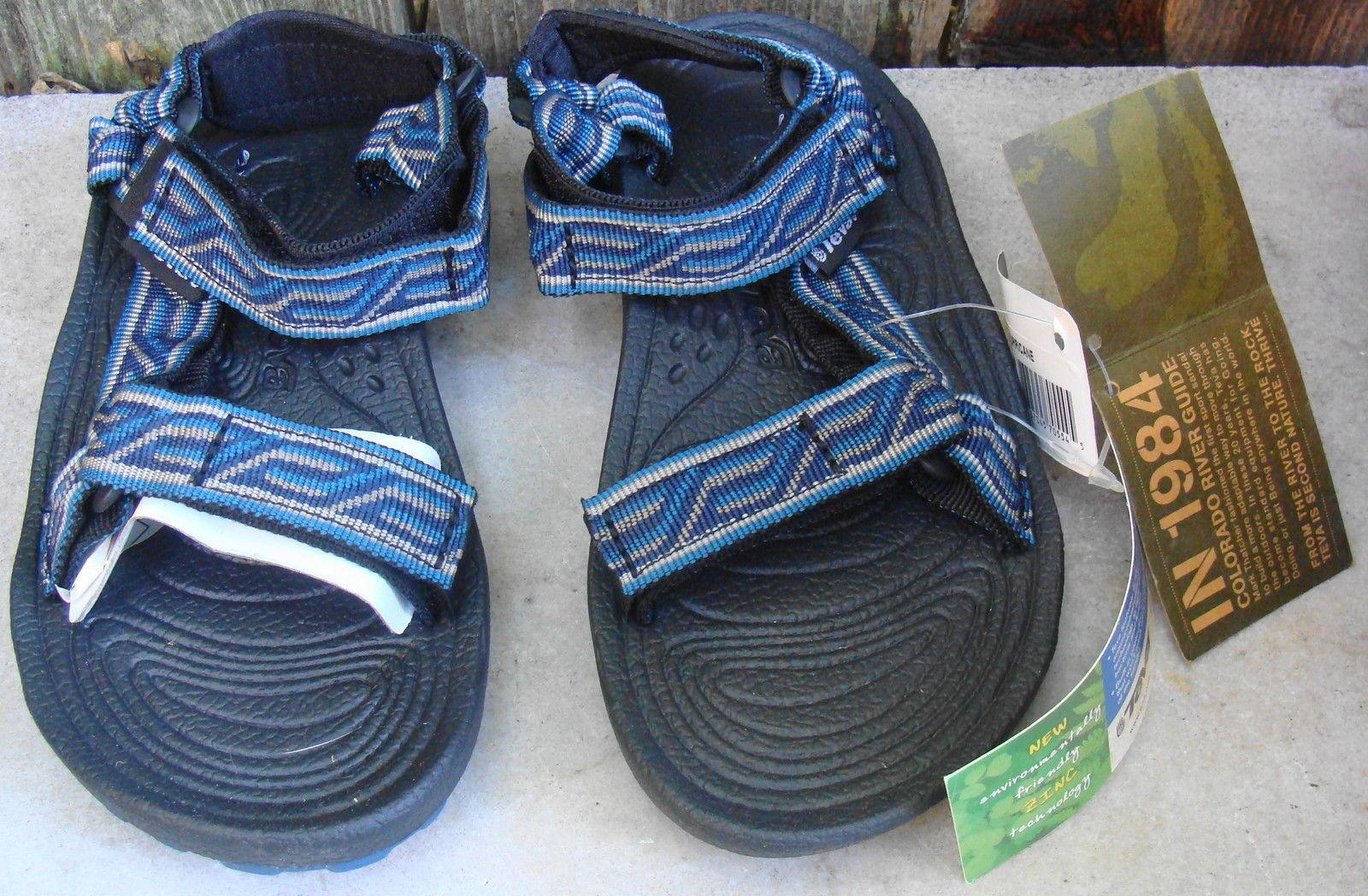925947b69 S l1600. S l1600. Previous. Teva Kid s Hurricane Gradient Diagonal Greek  Blue Sandals Size 2