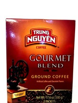Trung Nguyen Gourmet Blend Ground Coffee 17.6 oz ( Pack of 20 ) - $156.41