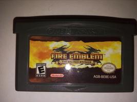 Fire Emblem Sacred Stones Nintendo Game Boy Advance 2005 GBA Handmade - $14.00