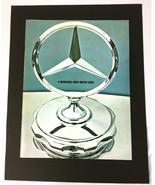 Vtg 1965 Mercedes Benz Sales Brochure includes models 230S,230 and 200D - $18.76