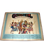 "1973 Original GODSPELL Movie Poster Heavy Card Stock 28""x22"" 7351 Rare HTF - $29.99"