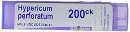 Boiron Hypericum Perforatum 200C, 80 Pellets, Homeopathic Medicine for N... - $12.14