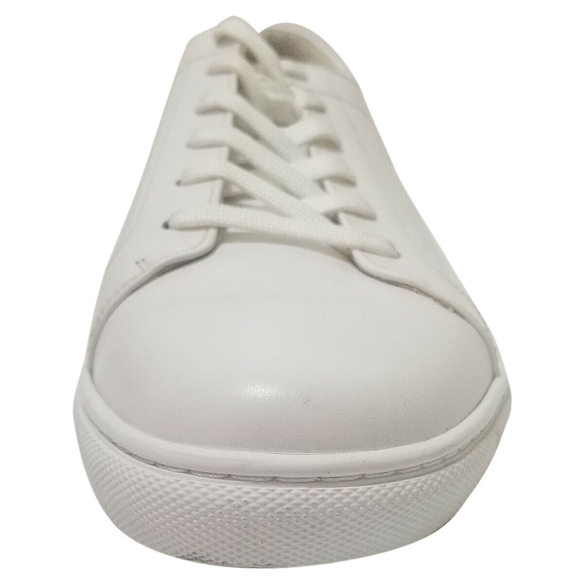 Kenneth Cole New York Kam Pride Mens Lace Up Sneakers White Multi 12 M MSRP 1...