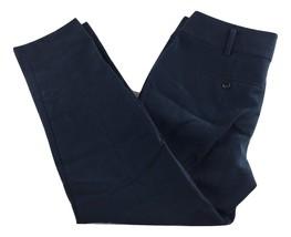 Ann Taylor Loft Career Marisa Dress Work Pants Women's Wool Blend Blue S... - $26.72