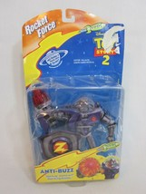Disney Toy Story 2 Anti Buzz Zurg Rocket Force Atomic Arm Missiles Actio... - $17.81
