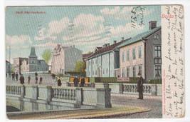 Parti fran Vesterbro Boras Sweden 1905 postcard - $6.39
