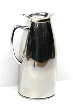 Hormel 18-R Stainless Steel Insulated Carafe Pitcher One Liter Vacuum In... - $32.68