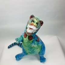 "Melissa & Doug Plush  26"" T Rex Dinosaur Standing Bendable MultiColor To... - $33.65"