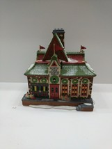 "DEPT.56 North Pole ""EXPRESS DEPOT"" In Original Box 1993 - $19.79"