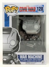 Funko Pop! Marvel Civil War Captain America War Machine Vinyle Figurine ... - $16.04