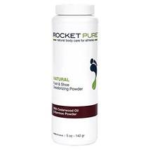 Cedar Natural Foot & Shoe Deodorizer Powder - Remove Odor from Feet & Sh... - $13.95