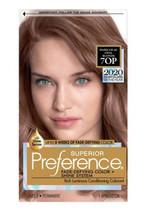 L'oreal Paris Superior Preference Hair Color, 7OP Dark Lilac Opal Blonde - $17.95