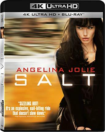 Salt [4K Ultra HD + Blu-ray]
