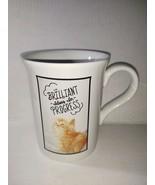 NEW Hallmark Collectible Coffee Tea Mug Brilliant Ideas in Progress Kitt... - $24.74