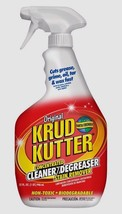 32oz KRUD KUTTER Concentrated Cleaner Degreaser Stain Remover Multi Use ... - $15.99