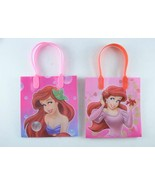 Disney Nickelodeo Birthday Goody Gift Bag Favor Bag Party Supplie Ariel LOT - $14.84