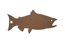 NEW Epicurean Kitchen Cut & Serve Board - Shaped Like a Salmon - $22.07