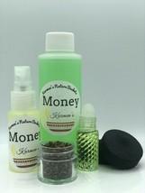 MONEY DINERO Bathe  Prosperity * Abundance * Business Growth * Good Fortune - $24.75