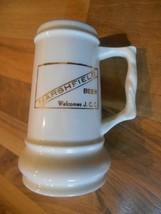 Old Vintage 1959 Mug Cup Marshfield Beer JCC US Junior C of C 3rd Quarte... - $49.99