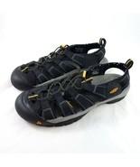Keen Newport H2 Black Waterproof Sport Hiking Sandals Closed Toe Mens 14 - £35.91 GBP