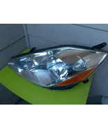 07 TOYOTA SIENNA DRIVER LEFT SIDE HID XENON HEADLIGHT 06 07 08 09 10 200... - $287.05