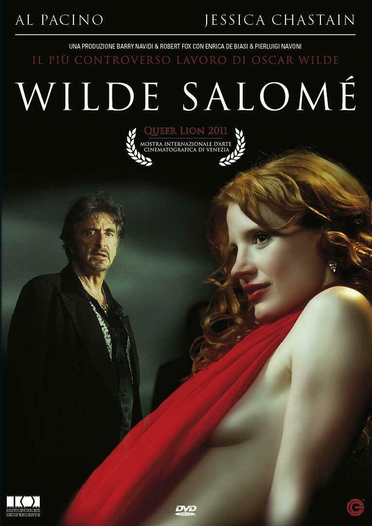 Primary image for WILDE SALOME 2013  Al Pacino, Jessica Chastain, Kevin Anderson ALL REG  DVD