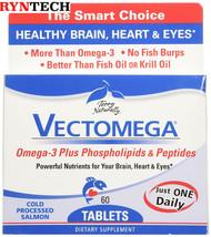 Europharma / Terry Naturally Vectomega 60 Tablets - $54.03