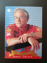 1995 Upper Deck SP Crew Chief Howard Comstock Family Channel Racing Card... - $4.49
