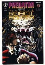 PREDATOR VS. MAGNUS ROBOT FIGHTER #1-1992-First issue-comic book - $31.53