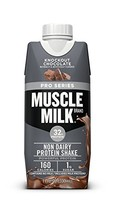 Muscle Milk Pro Series Protein Shake,  Knockout Chocolate, 32g Protein, 11 Fl Oz