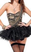 Forplay Bullet Ammunition Sash Belt Adult Halloween Costume Accessory 99... - $19.99
