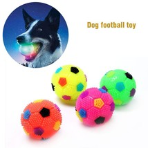 Pet Dog Puppy LED Light up Flashing Play Toy Chasing Chewing Bounce Trai... - $12.10