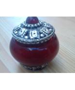 Metopion Homemade Solid Perfume in Handmade murano jar - $59.99