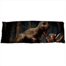 dakimakura body hugging pillow case t-rex dinosaur - $36.00