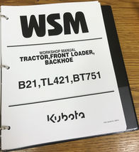 Kubota B2710, B2910, B7800 Tractor Operator and 50 similar items