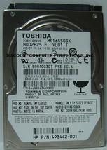 """160GB 2.5"""" SATA MK1655GSX HDD2H25 9.5mm Hard Drive Tested Good Our Drive... - $14.65"""