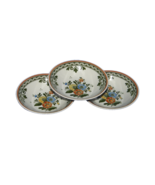 3 VILLEROY AND BOCH CHINA ALT AMSTERDAM Soup Cereal Bowl 18236 Coupe Bowls - $118.79